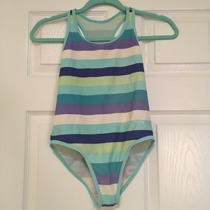Old Navy girls one piece swimsuit